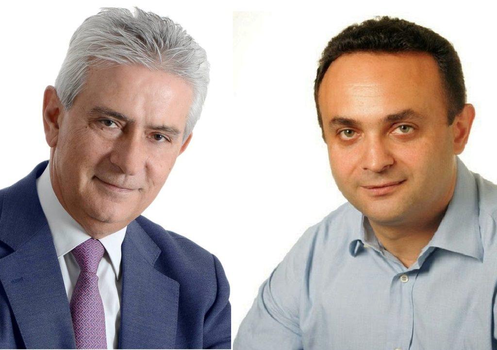 Με τον Μ. Βορίδη συναντήθηκαν Δημοσχάκης & Κελέτσης